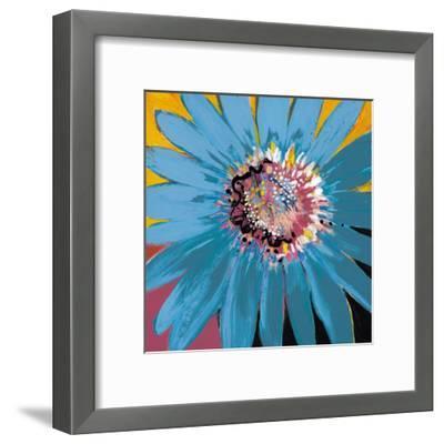 Sunshine Flower II-Leslie Bernsen-Framed Art Print