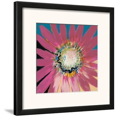 Sunshine Flower III-Leslie Bernsen-Framed Art Print
