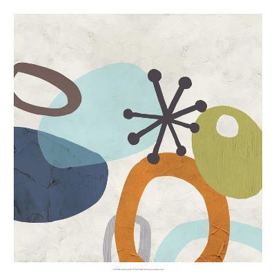 Sunshine Jumble I-June Erica Vess-Art Print
