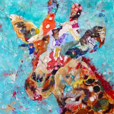 Giraffe by Sunshine Taylor