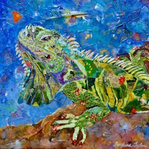 Iguana by Sunshine Taylor