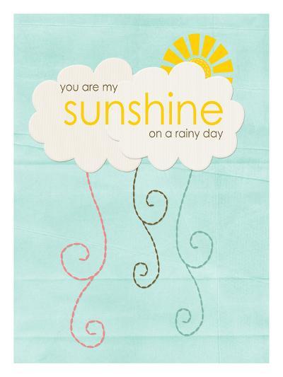 Sunshine-Cheryl Overton-Giclee Print