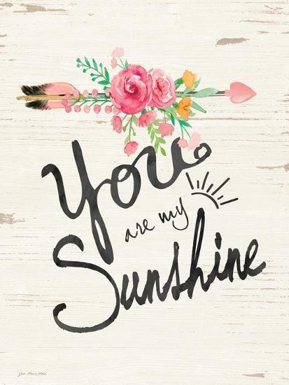 Sunshine-Jo Moulton-Art Print