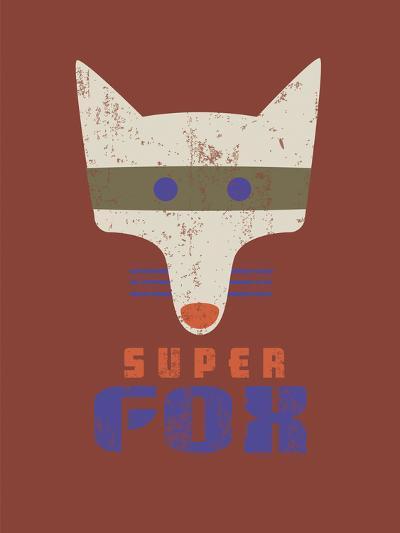 Super Fox-Sophie Ledesma-Giclee Print