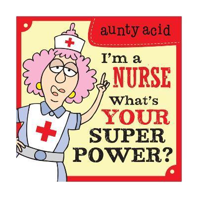 Super Power II-Aunty Acid-Art Print