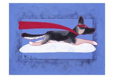Super Shepherd-Ken Bailey-Collectable Print