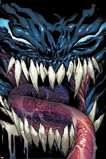 Superior Spider-Man #24 Cover: Venom-Humberto Ramos-Art Print