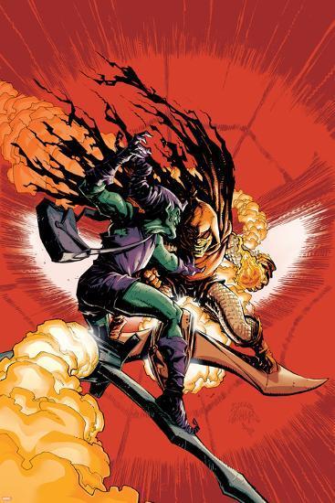 Superior Spider-Man No. 26: Green Goblin, Hobgoblin--Art Print