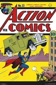 Superman - Action #33