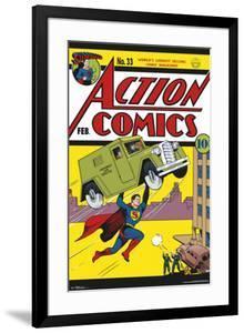 Superman - Action #33