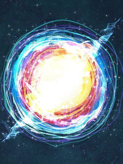 Supernova-Tracie Andrews-Art Print