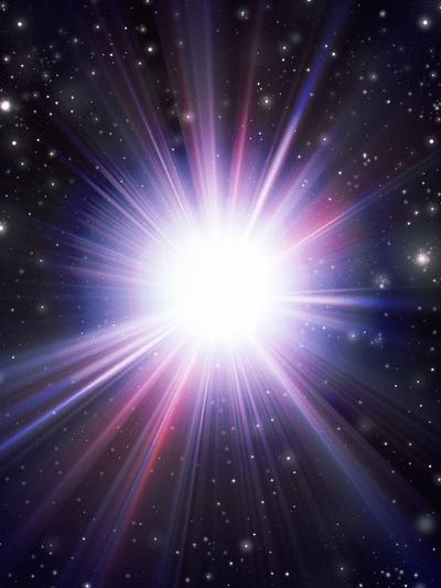 Supernova-Mehau Kulyk-Photographic Print