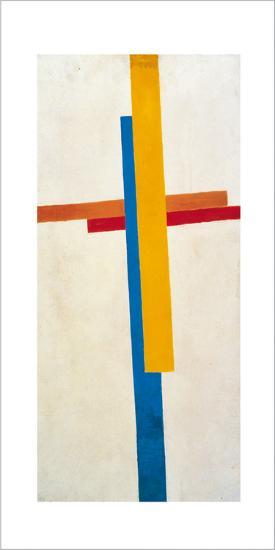 Suprematism-Kasimir Malevich-Art Print