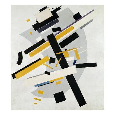 Suprematismus 1914-1916-Kasimir Malevich-Giclee Print