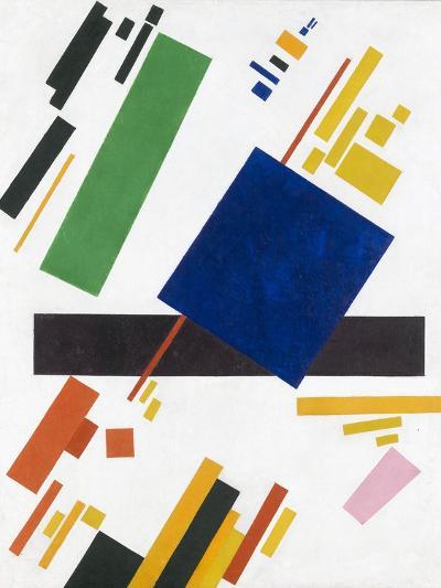 Suprematist Composition by Kazimir Malevich-Kasimir Malevich-Giclee Print