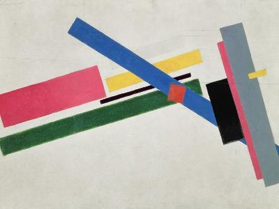 Suprematist Construction-Kasimir Malevich-Giclee Print