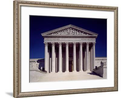 Supreme Court of the United States-Carol Highsmith-Framed Photo
