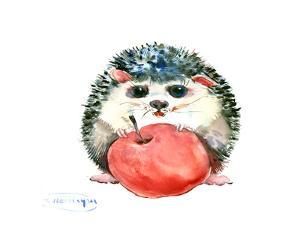 Baby Hedgehog by Suren Nersisyan