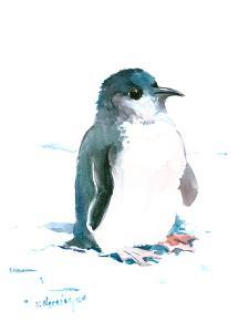 Baby Penguin 2 by Suren Nersisyan