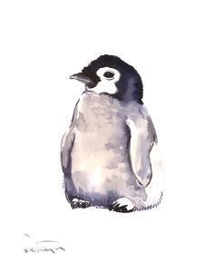 Baby Penguin by Suren Nersisyan
