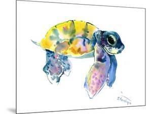 Baby Sea Turtles 4 by Suren Nersisyan