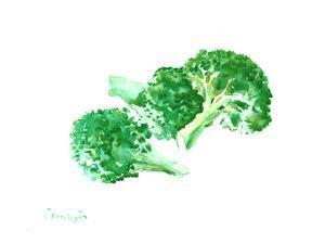 Broccoli by Suren Nersisyan