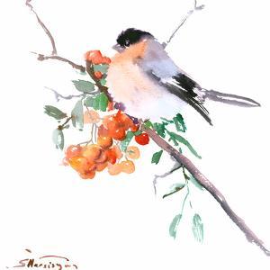 Bullfinch by Suren Nersisyan