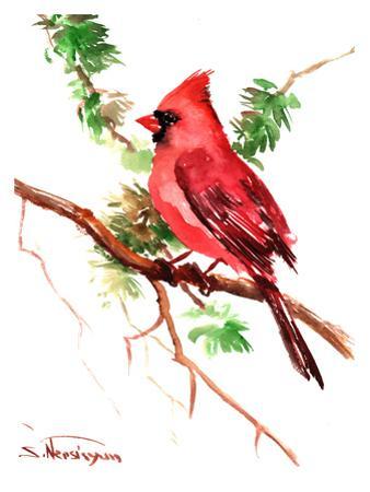 Cardinal by Suren Nersisyan