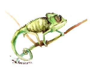 Chameleon by Suren Nersisyan