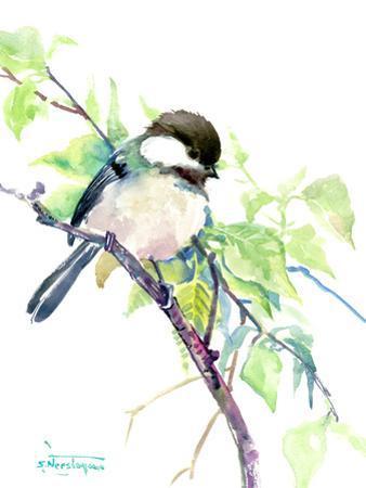 Chickadee by Suren Nersisyan