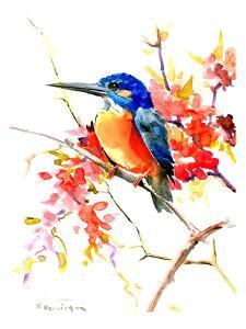 Common Kingfisher by Suren Nersisyan