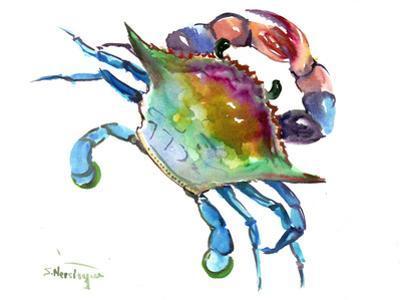 Crab by Suren Nersisyan