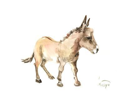 Donkey by Suren Nersisyan