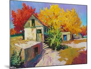 Fall In The Farm by Suren Nersisyan