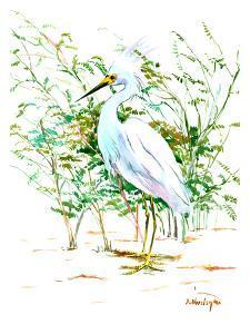 Heron 3 by Suren Nersisyan