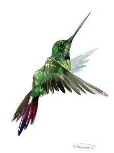 Hummingbird 1 by Suren Nersisyan