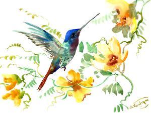 Hummingbird 2 by Suren Nersisyan