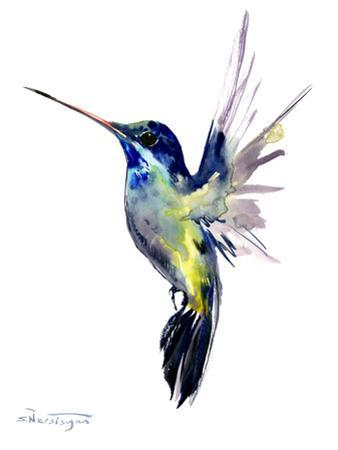 Hummingbird 3 by Suren Nersisyan