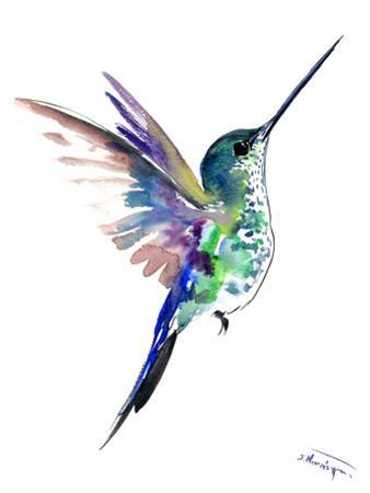Hummingbird by Suren Nersisyan