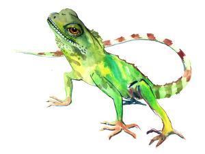 Lizard by Suren Nersisyan