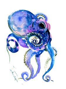 Octopus 1 by Suren Nersisyan