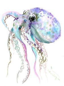 Octopus by Suren Nersisyan