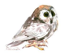 Owl Two by Suren Nersisyan