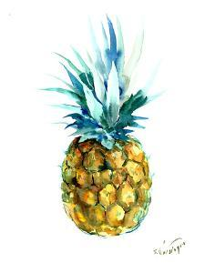 Pineapple by Suren Nersisyan
