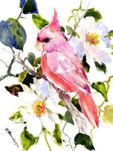 Pink Cockatoo by Suren Nersisyan