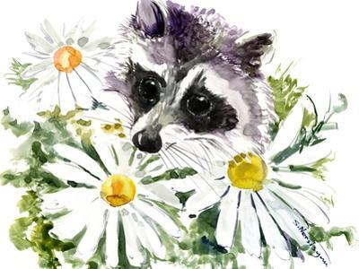 Raccoon 2 by Suren Nersisyan