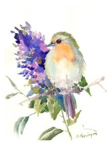 Robin by Suren Nersisyan