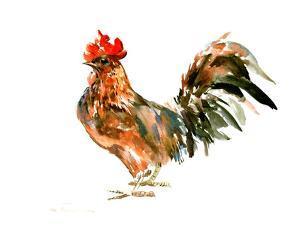 Rooster Kitchen 1 by Suren Nersisyan