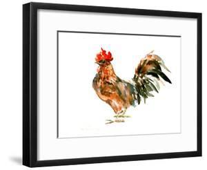 Rooster Kitchen 1 by Suren Nersisyan