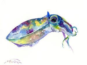 Squid by Suren Nersisyan